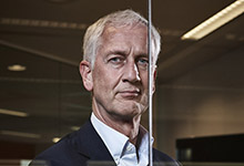 Wouter Deelman: CEO Qelp, Amsterdam, 11-11-2014
