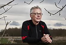 Siem Jansen, directeur NOM, Leeuwarden, 26-3-2015
